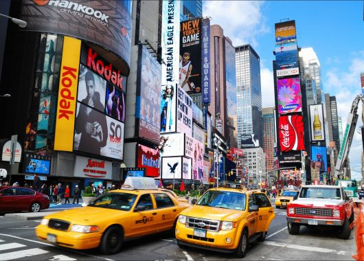 6 Tage New York im 4* Hotel am Times Square ab 403€