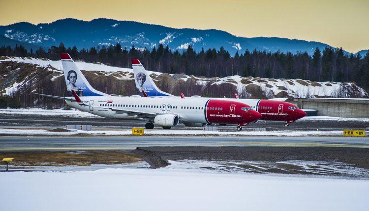 Neujahrs-Schnäppchen bei Norwegian: Oneway auf der Kurzstrecke ab 29,90€