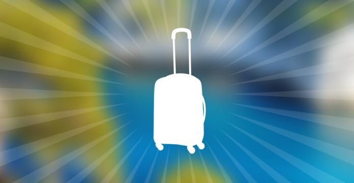 Pack die Koffer Wochen bei Ab-in-den-Urlaub: Pauschalreise buchen und Saxoline Koffer im Wert von 80€ kostenlos bekommen