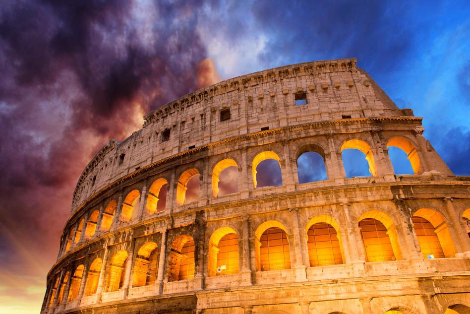 Stadtereise Rom Mit Flug Und Hotel