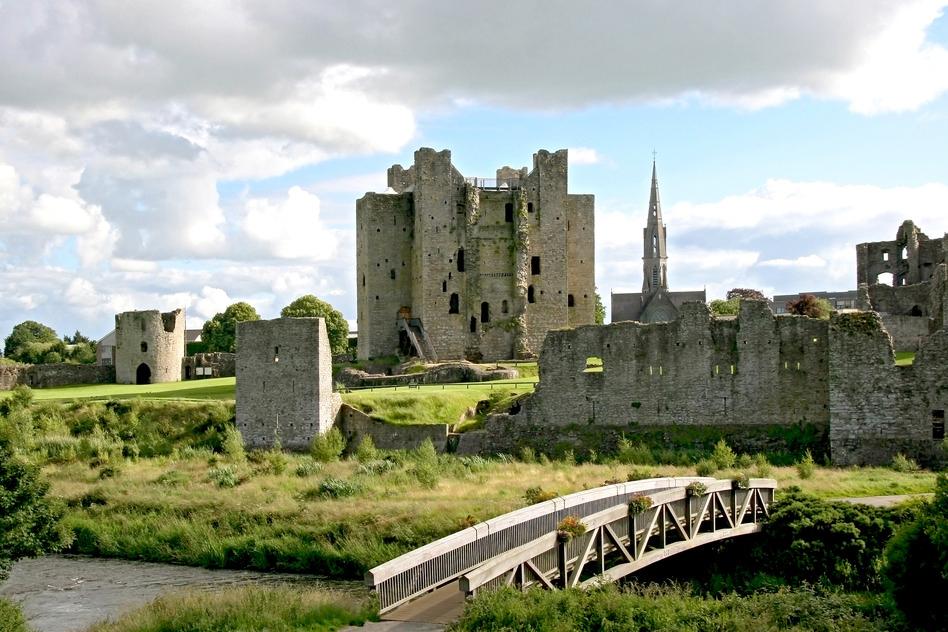 schloss ruine castle irland