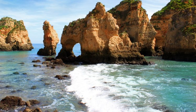 Algarve: 7 Tage im sehr guten 3*Hotel inkl. Flügen und Frühstück ab 223€
