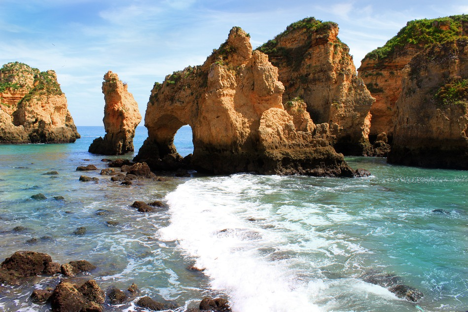 photodune 4559640 algarve cliffs s