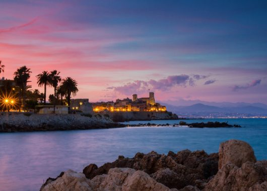 Côte d'Azur: 8 Tage im Apartment in Antibes ab 125 Euro pro Person