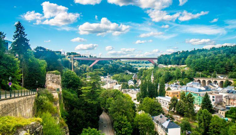 3 Tage Luxemburg über Silvester: 4* Hotel mit Frühstück für 75€ p.P.
