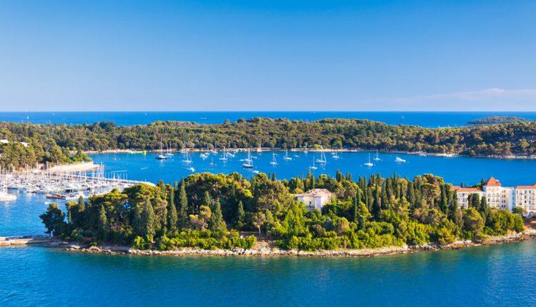7 Tage auf der kroatischen Halbinsel Verudela mit Flug, Transfer und 4* Apartment für 2-4 Personen ab 323€