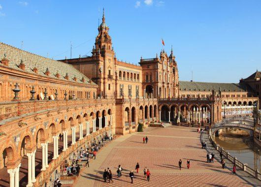 Sevilla: 5 Sterne Hotel für 49 Euro im Doppelzimmer