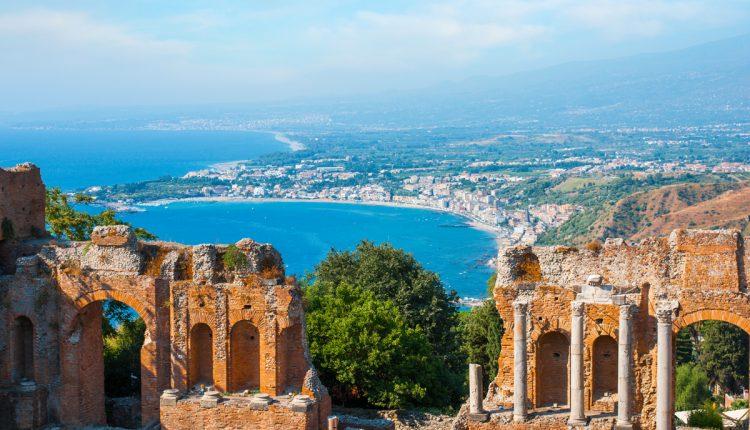 Zu zweit nach Sizilien mit airberlin ab sehr günstigen 84€ pro Person
