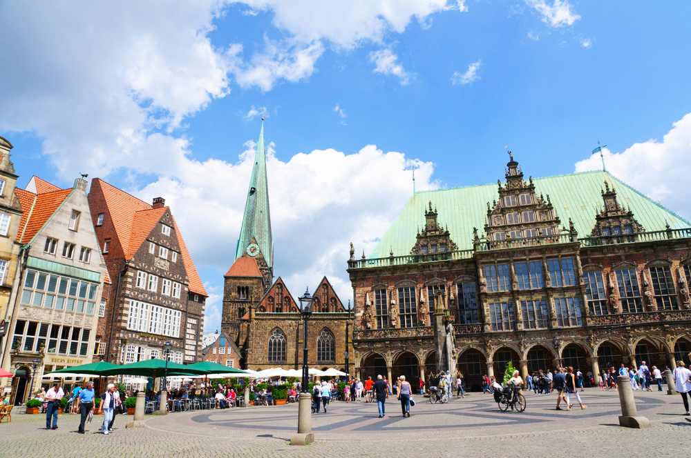 Reisetipps Bremen Rathaus Dom