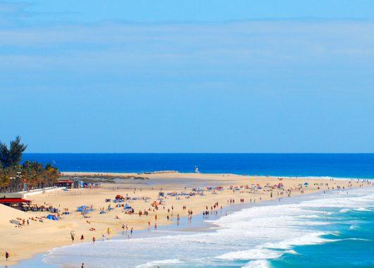 7 Tage Fuerteventura im Mai: 3,5* Hotel All Inclsuive, Flug und Transfer für 395€