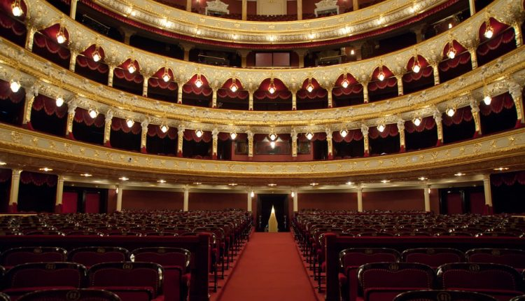 Tickets Für Das Phantom Der Oper Inklusive 2 übernachtungen In