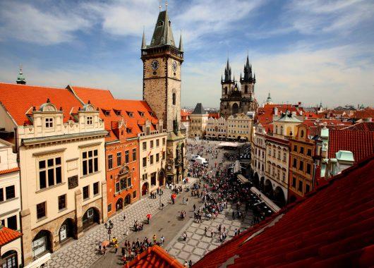 3 Tage Prag im 4* Hotel inkl. Frühstück und Late Check Out ab 54,99€