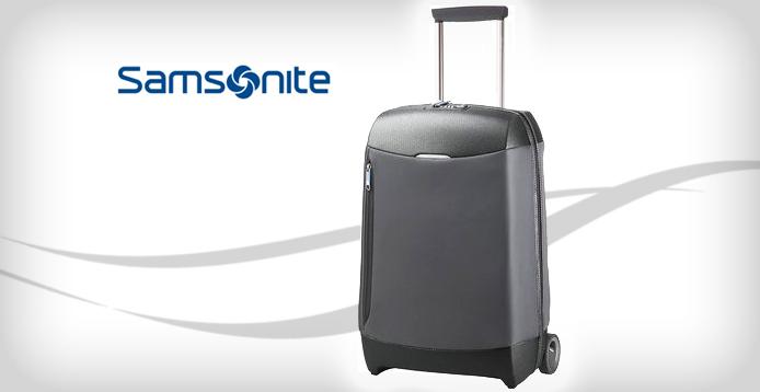 iBOOD Tagesangebot: Samsonite Litesphere 2-Rollen-Trolley 55 cm nur 99,95 statt 210,24€