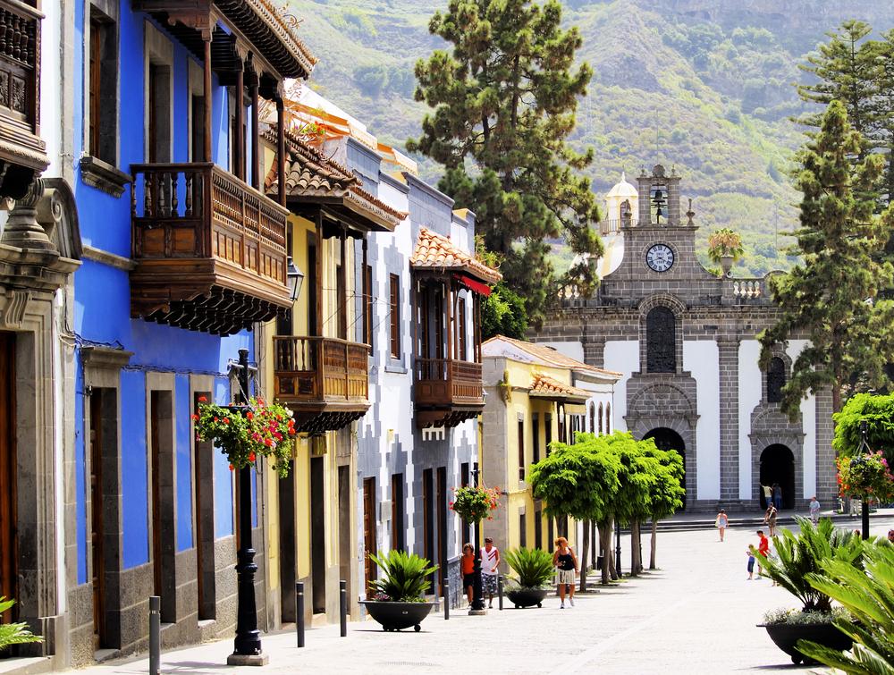 Teror Gran Canaria Kanaren