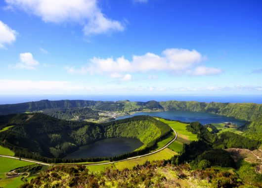 8 Tage São Miguel, Azoren im 4* Hotel inkl. Frühstück, Flug und Transfer ab 434€