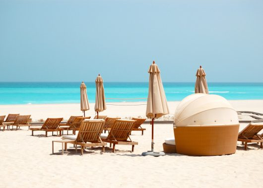 Arabische Emirate: Eine Woche im 5* Hotel in Fujairah inkl. Flug, Transfer und Frühstück ab 294€