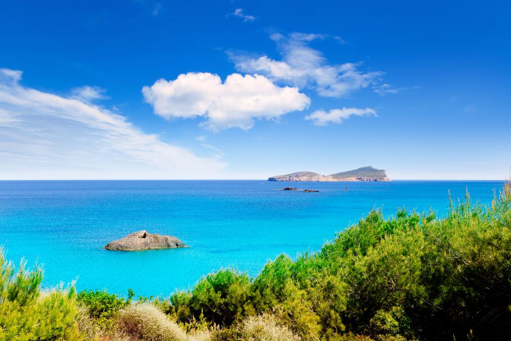 Aiguas Blanques Agua blanca Ibiza