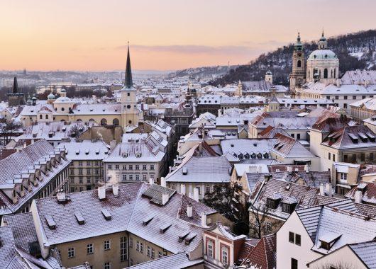 Winter in Prag: 3 Nächte im 4* Hotel inkl. Frühstück ab 54,99€ p. P.
