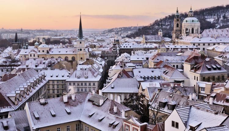 3 Tage Prag im 4* Hotel International Prague inkl. Frühstück für 49,50€ p.P.