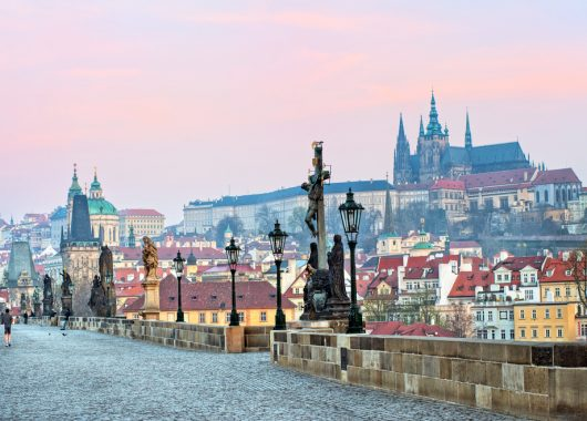 Prag: 3, 4 oder 5 Tage im 4* Hotel inkl. Frühstück und Bootstour ab 94,50€