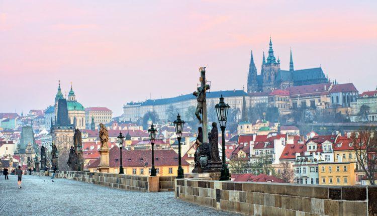 3 oder 4 Tage Prag im exzellenten 4* Hotel inkl. Frühstück und Wellness ab 49,99€ pro Person