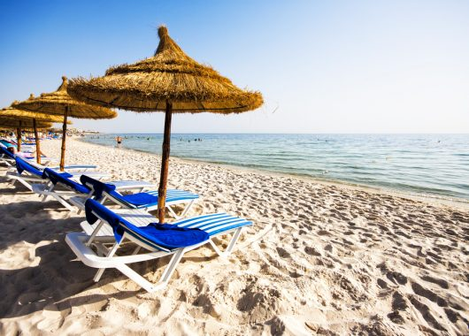 Eine Woche Djerba im 4* Hotel mit All In, Flug, Rail&Fly und Transfer ab 298€