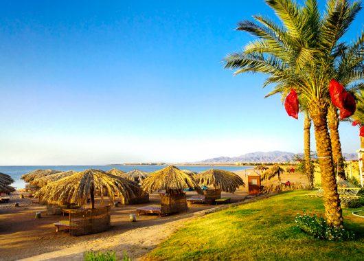 Last Minute: 1 Woche Ägypten im 5* Resort mit All In, Flug und Transfer ab 327€