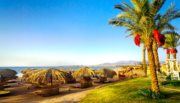 Single-Reise nach Ägypten: 7 Tage im 3* Hotel inkl. Flug, Transfer, Rail & Fly und Frühstück ab 319€