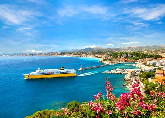Nizza: 3, 4 oder 8 Tage im stylischen Hotel mit Flügen und Frühstück ab 169€