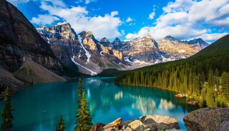 Rundreise im Westen Kanadas: 20 Tage mit Mietwagen, Hotels und Flügen ab 2.399€ pro Person