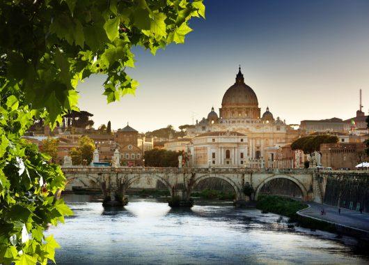 Kurztrip nach Rom: 3 Tage im 4*Hotel inkl. Flüge und Frühstück ab 130€