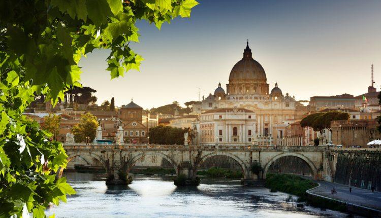 4 Tage Rom inkl. 3* Hotel mit Frühstück & Flug ab 199€
