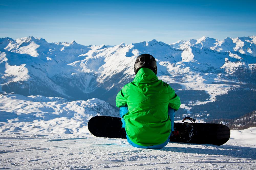 Ski Snowboard Alpen Schnee