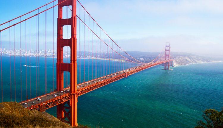 November – März: Hin- und Rückflug nach San Francisco von versch. deutschen Airports ab 508€