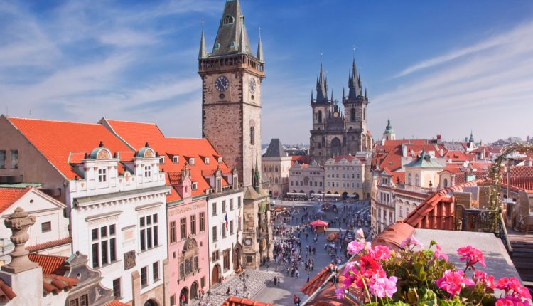 3 Tage Prag im 4* Deluxe-Zimmer mit Frühstück und Massage ab 59€