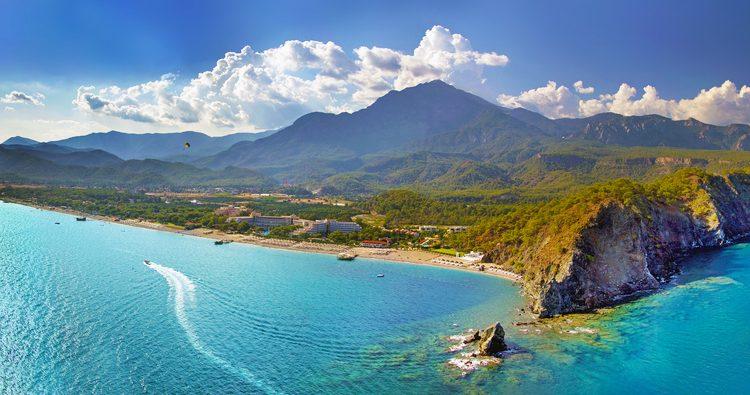 1 Woche Türkei im Oktober: 5* Hotel All Inclusive, Flug und Transfer ab 399€