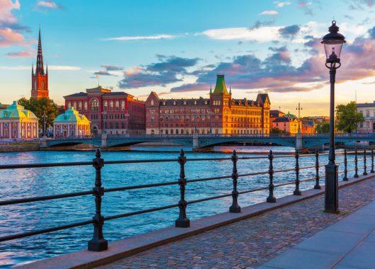 Günstige Flüge nach Stockholm: 30 Euro für Hin- und Rückflug