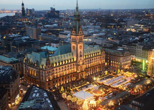 Rheincruise Weihnachten: 4 Tage auf der MS Serenity mit Vollpension ab 249€