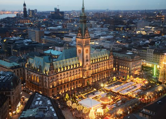 Winterspecial: 3 – 4 Tage Hamburg im 3,5*Apartment inkl. Frühstück und 3-Gang-Menü ab 84,99€ p.P.