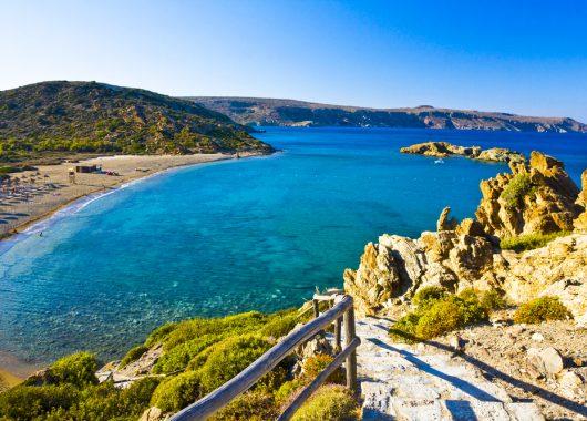 Herbstsonne: 1 Woche Kreta im 4* Hotel inkl. HP, Flug, Rail&Fly und Transfer ab 419€