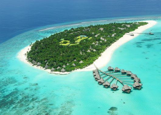 Sommerurlaub auf den Malediven: 9 Tage im 4* Strandbungalow mit Frühstück, Flug, Transfer und Rail&Fly ab 1165€