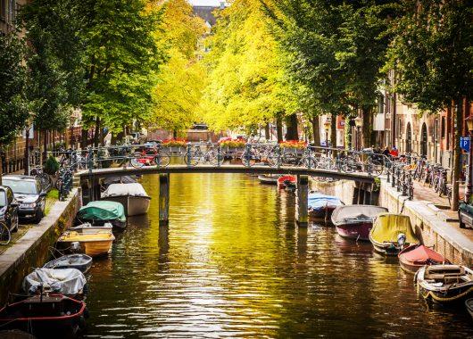 Tagesreise nach Amsterdam für 35€ pro Person