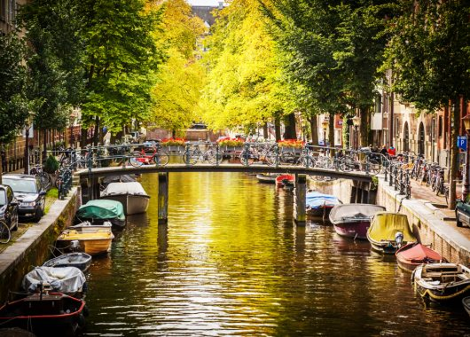 Amsterdam: Hippes 4* Boutiquehotel inklusive Frühstück ab 49,50 € pro Übernachtung
