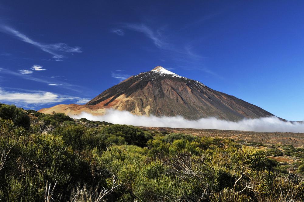 Teneriffa Kanaren Vulkan Teide