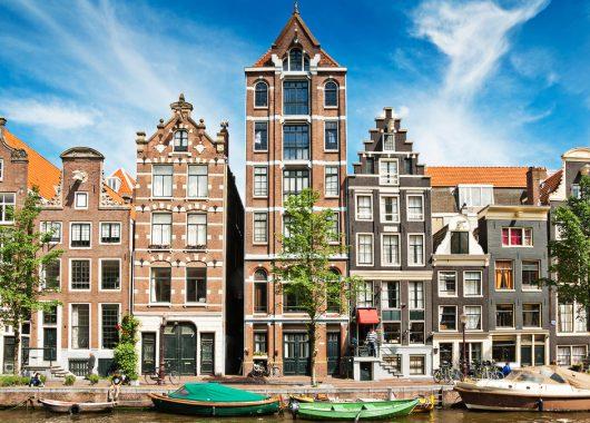Amsterdam: 2 bis 5 Tage im hippen 4*Hotel mit Frühstück ab 39€