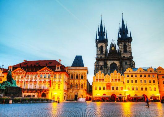 3 Tage Prag im 5* Hotel inklusive Frühstück für 99,99€ pro Person