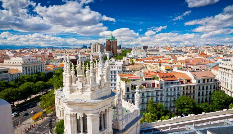 Juli – August: 5 Tage Madrid im 4* Hotel mit Frühstück und Flug ab 199€