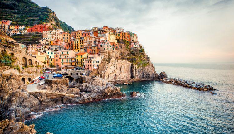 1 Woche Cinque Terre im 4* Hotel inkl. Frühstück, Flug, Fährticket und Mietwagen ab 439€