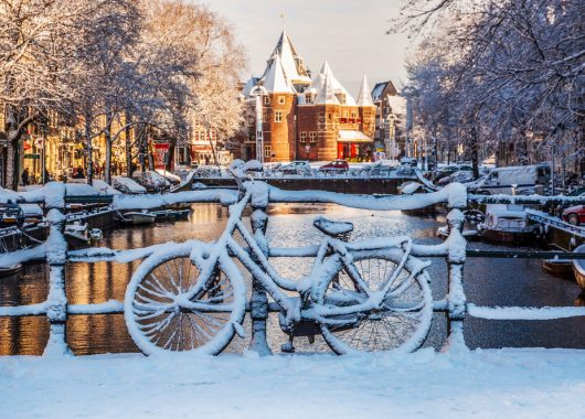 Amsterdam: Übernachtung im 3* Hotel inkl. Frühstück & Parkplatz ab 30,50€ p. P.