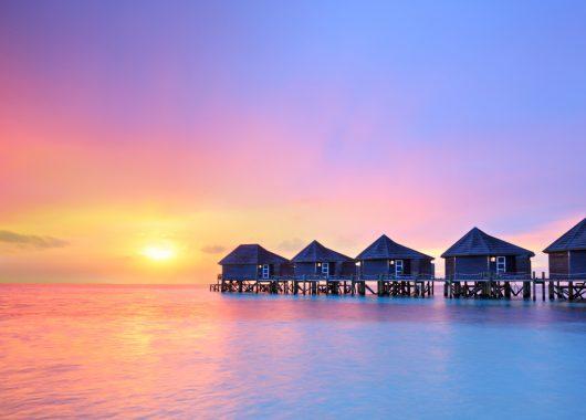 9 Tage Malediven im 4* Resort inkl. Halbpension, Flug, Rail&Fly und Transfer ab 1107€
